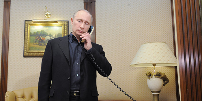 Телефонный разговор: Путин и Трамп договорились о встрече
