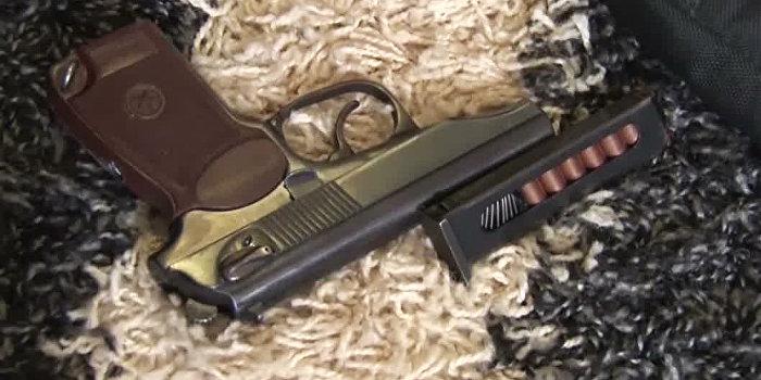 В Одесской области у украинских военных украли 164 пистолета Макарова
