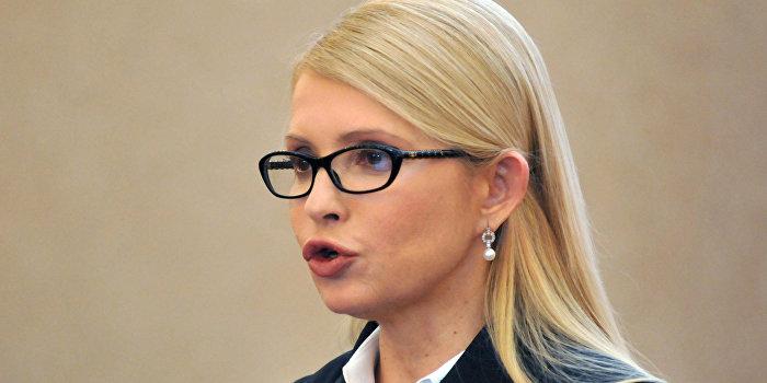 Тимошенко: Киевский суд отменил «земельный референдум» под давлением Порошенко