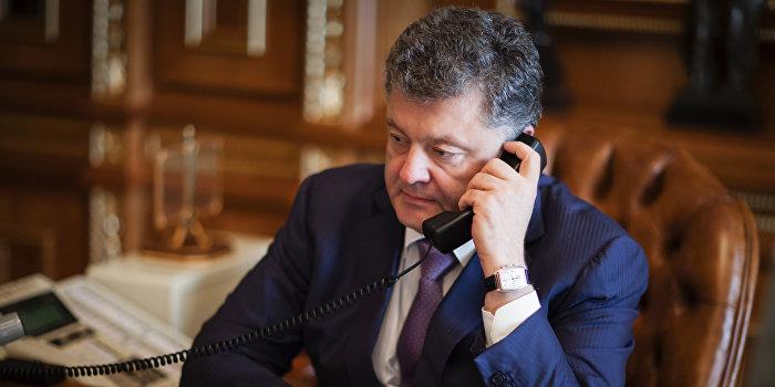 Порошенко и Меркель обсудили Донбасс, безвиз и санкции против России