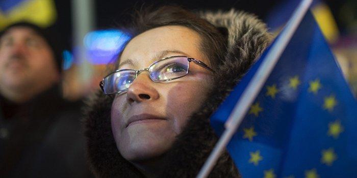 Украинцы передумали бежать в Европу