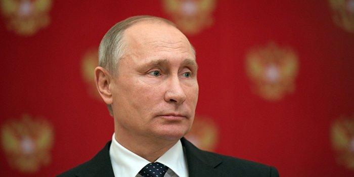 Путин выразил соболезнования Эрдогану в связи с терактом в Турции