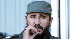 Главы государств выразили соболезнования в связи со смертью Фиделя Кастро