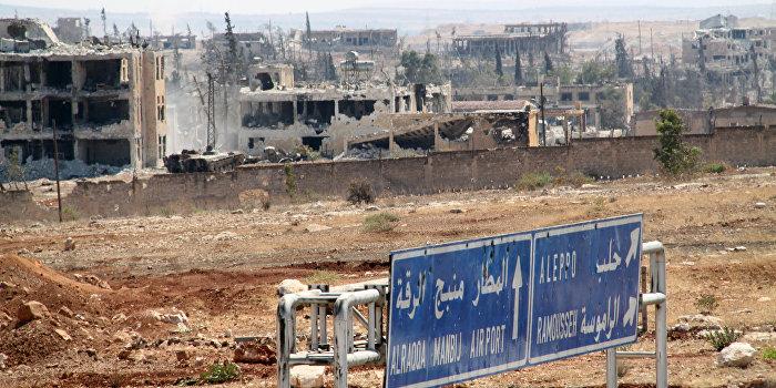 США заявили о готовности занять сирийскую Пальмиру