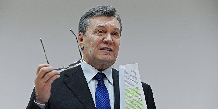 Янукович: «Беркут» принял правильное решение