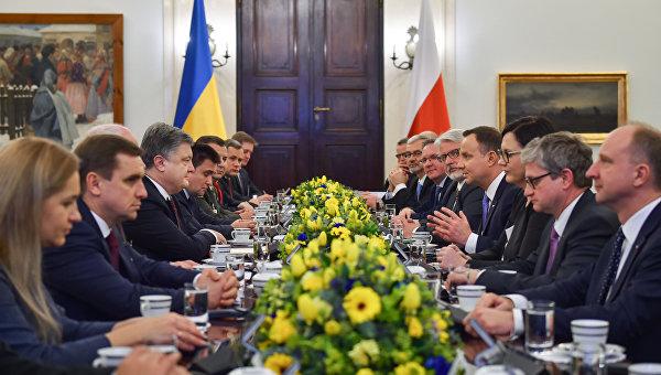 Нужна ли Украине Польша