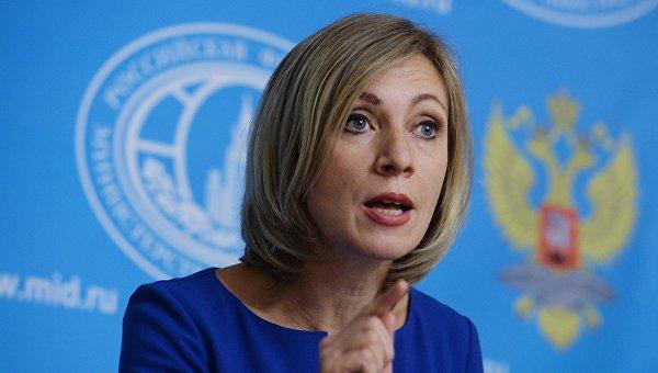 Захарова: США пора признать, что они причастны к сегодняшним проблемам Украины