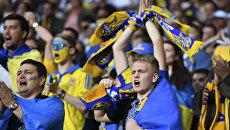 Украинские футбольные болельщики как радикальное движение