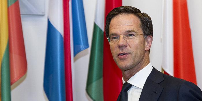 Financial Times: Нидерланды угрожают ЕС не ратифицировать соглашение с Украиной