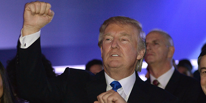Дональд Трамп станет продюссером телешоу с Арнольдом Шварцнеггером