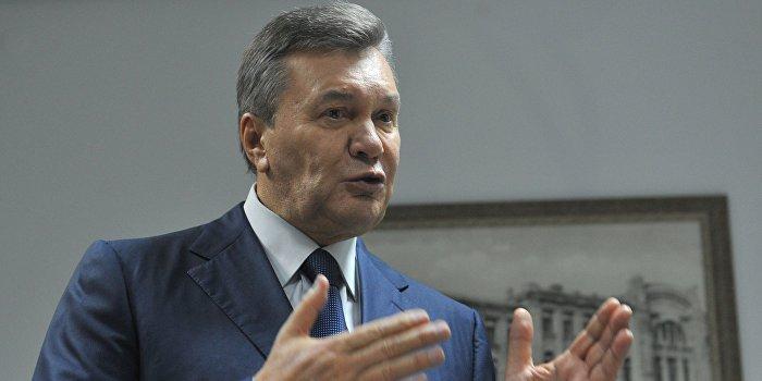 Янукович предложил Луценко поговорить в России