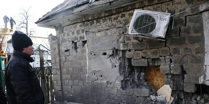 Пушилин: Украина отказалась прекратить обстрелы Донбасса