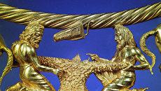 Украина объявила в международный розыск скифское золото Крыма
