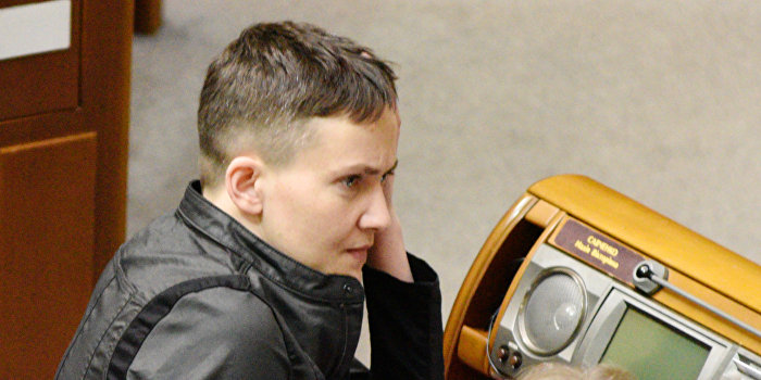 Савченко: Мне и без ПАСЕ работы хватит