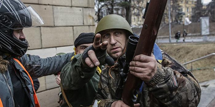 СМИ: «беркутовцев» на Майдане убили из оружия, которое использовали при атаке Славянска