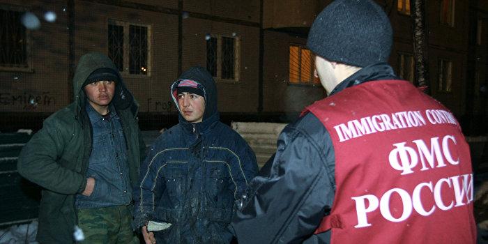 Украина уступила Таджикистану роль главного поставщика мигрантов в Россию