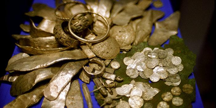 На месте строительства Керченского моста нашли клад