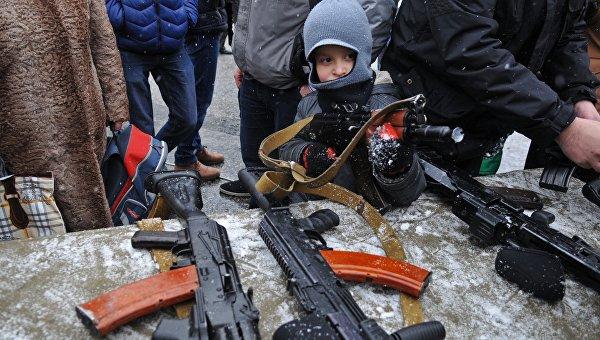Частная армия Авакова: наградное оружие как способ вооружить боевиков