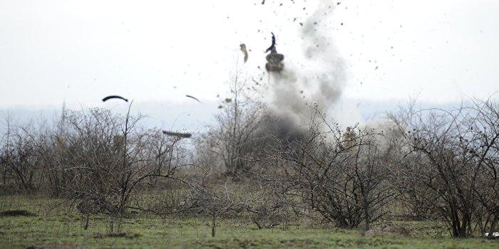 В Одесской области начались взрывотехнические учения