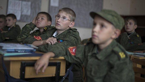 Московские кадеты, донецкие кадеты…