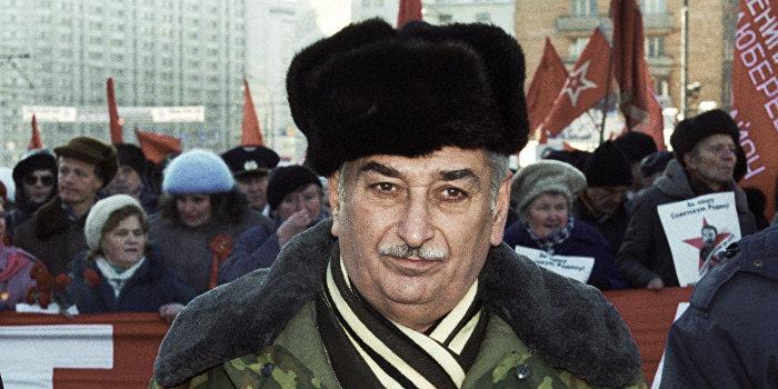 В Москве умер внук Сталина