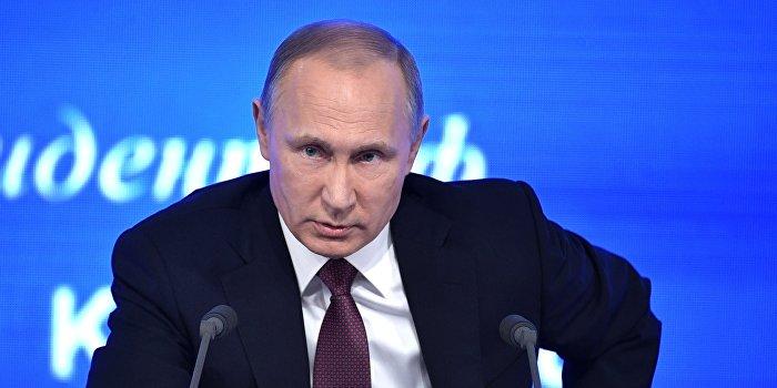 Путин: Обмен пленными между Киевом и Донбассом должен проходить по формуле «всех без исключения»