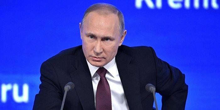 Путин рассказал, когда Россия отменит контрсанкции