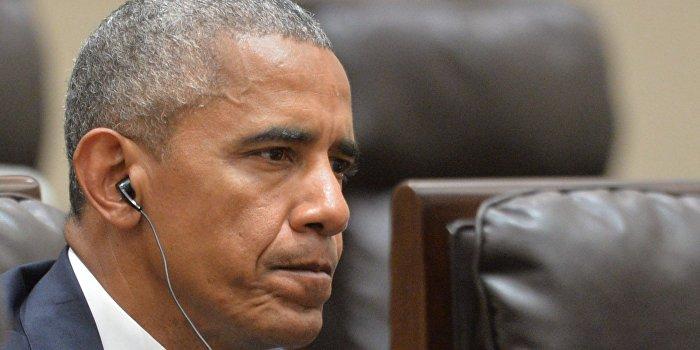 Палки в колеса Трампу: Обама запретил военное сотрудничество с Россией