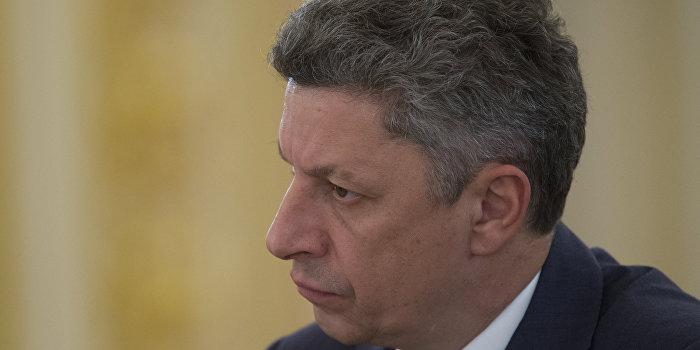 Бойко: Верховная Рада не оправдала доверие населения