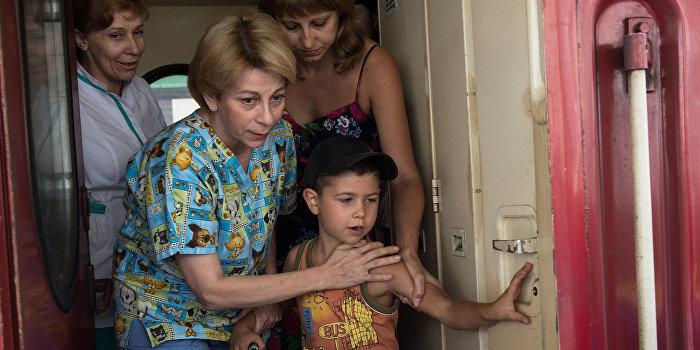 На борту разбившегося Ту-154 находилась доктор Лиза