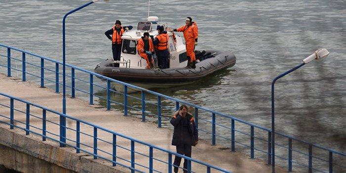 Специалисты определили траекторию полета потерпевшего крушение Ту-154