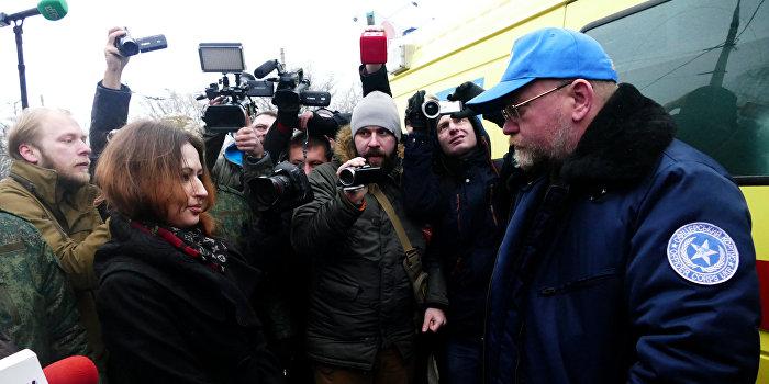 ДНР передала Киеву двух пленных в качестве жеста доброй воли