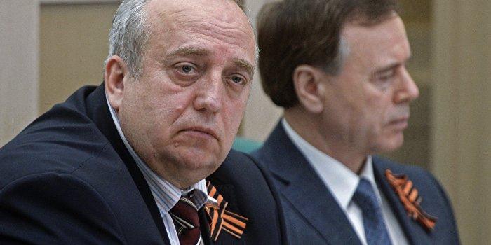 Клинцевич: Одессу захлестнул террор