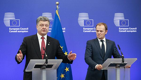 2017 – год конца европейских иллюзий Украины