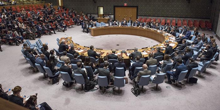 Киев призвал ООН усилить давление на Россию
