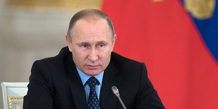 Путин: Правительство Сирии и вооруженная оппозиция договорились о прекращении огня