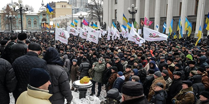 Бессмертный: 2016-й стал годом потери иллюзий внутри Украины
