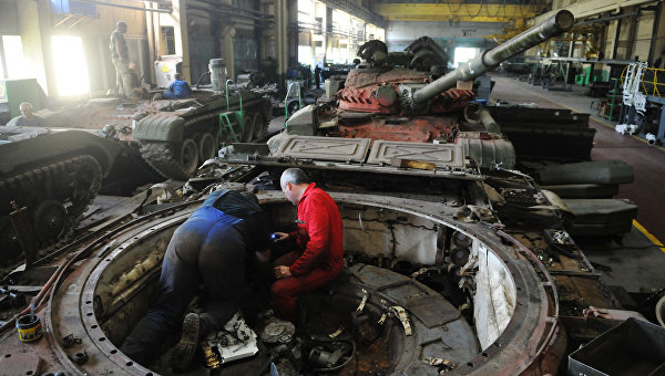 Таиланд отказался от украинских танков «Оплот»