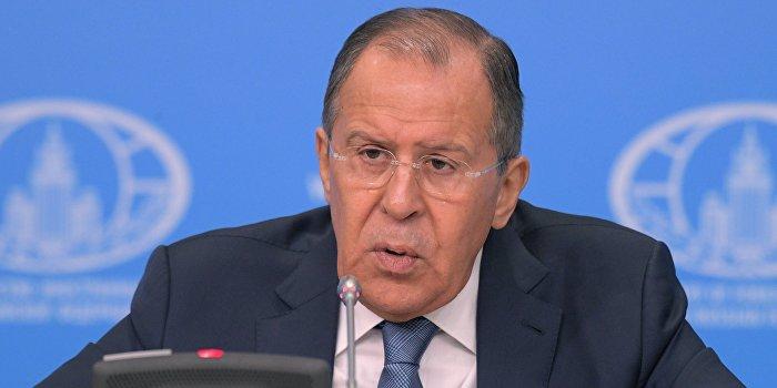 Лавров: Нехорошо увиливать от выполнения Минских соглашений