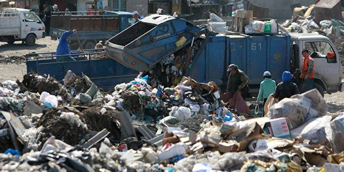 Львовский мусор не принимают ни в одном городе
