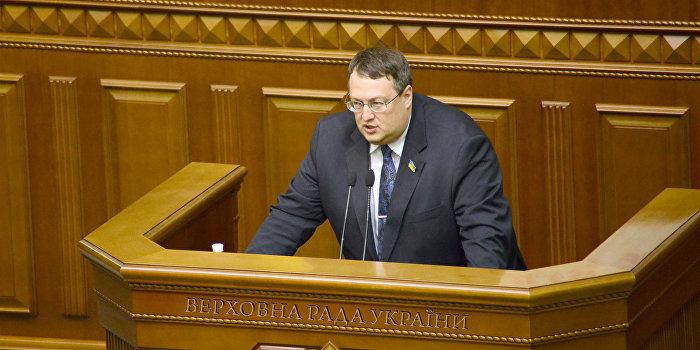 Геращенко обещал «подавить в зародыше» беспорядки в Одессе