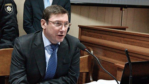 Иск Шокина против Рады и Порошенко: Луценко отделается легким испугом