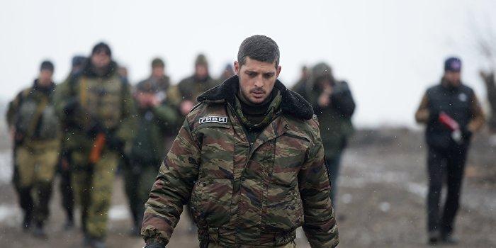 Украинский снайпер восхитился Гиви