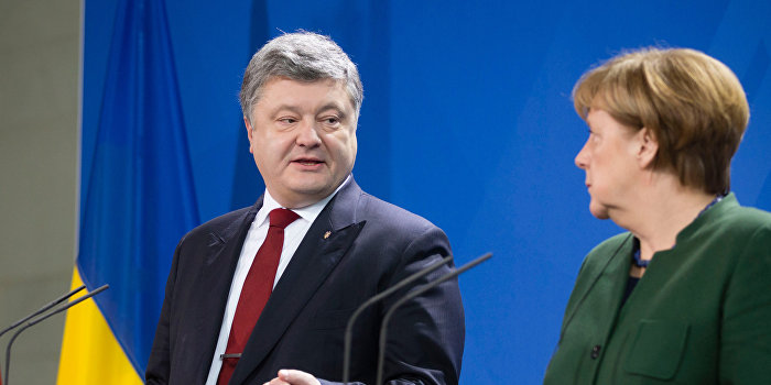 Меркель: Минские соглашения не выполняются