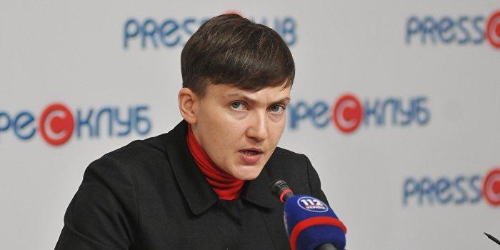 СМИ: Савченко создала новую партию