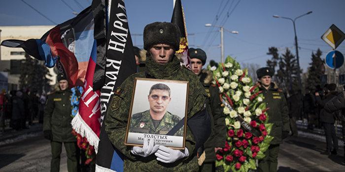 В ЛНР сообщили, кто убил Гиви