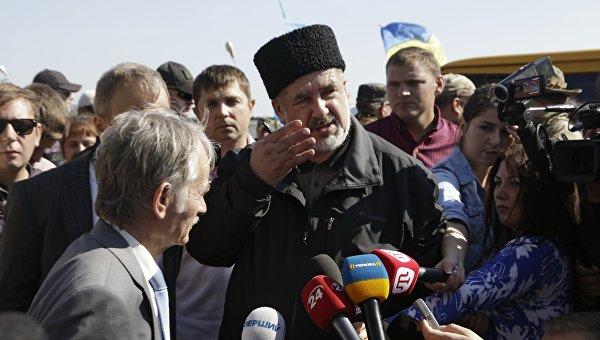Крым в канун независимости Украины: полуостров на границе двух миров