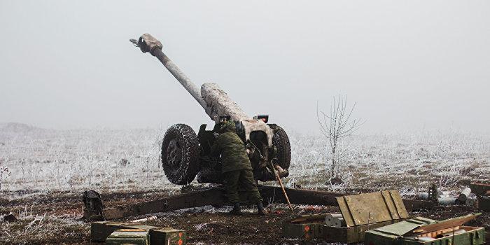 Украинские военные попробуют не стрелять 1 июня