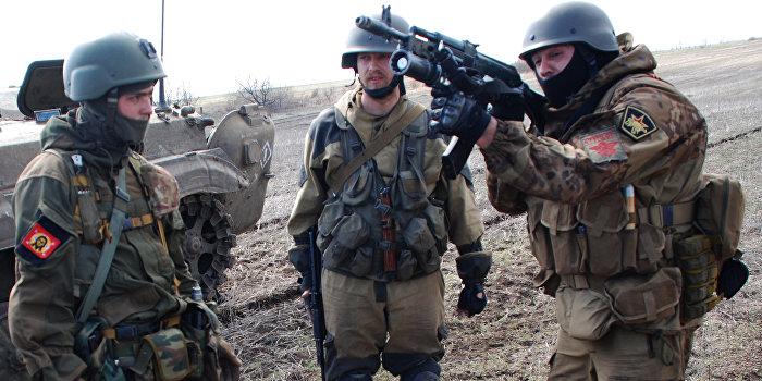 Командир «Спарты»: Не успокоимся, пока не дойдем до Славянска и Краматорска