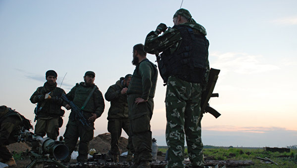 Интербригады Донбасса